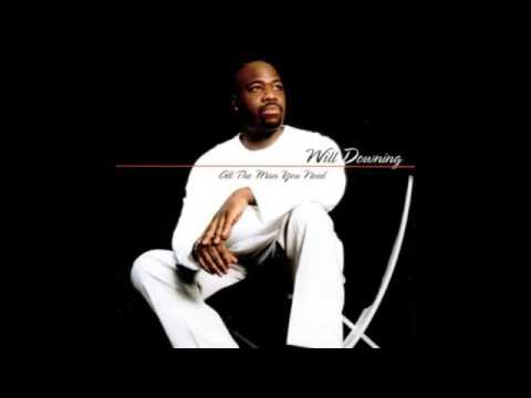 Will Downing - Share My World