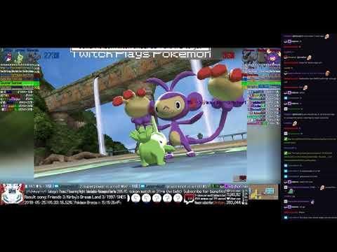 Twitch Plays Pokémon Battle Revolution - Matches #117779 and #117780