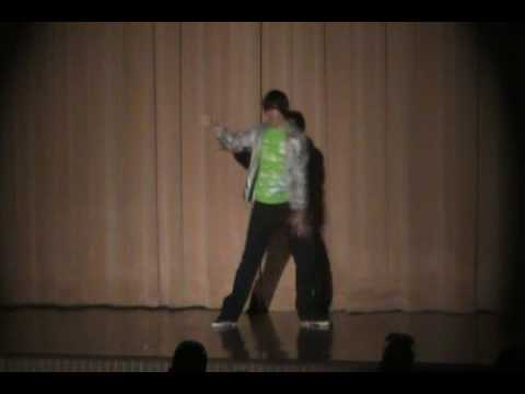 SHS Talent Show 2009-Kevin Wold (winner)