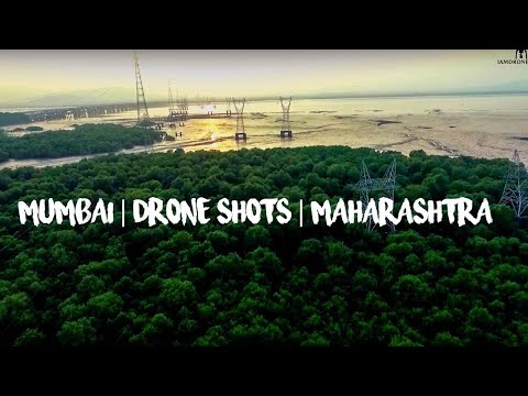 DJI PHANTOM PRO - MIX FOOTAGE INDIA/MAHARASHTRA