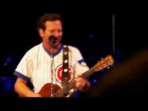 Pearl Jam - All The Way - Wrigley Field (July 19, 2013)