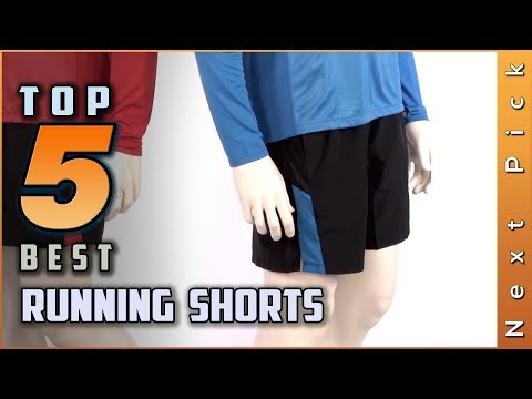 Top 5 Best Running Shorts Review in 2020