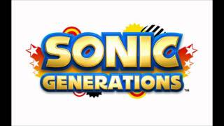 sonic generations unlockable music 28 reach for the stars