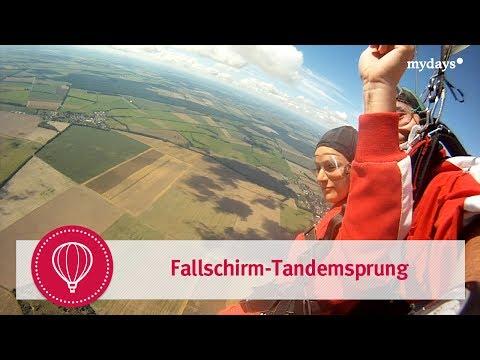 Fallschirm Tandemsprung In Brandenburg - Fehrbellin | Mydays.de