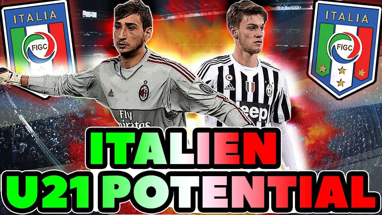 Fifa 16 Talente