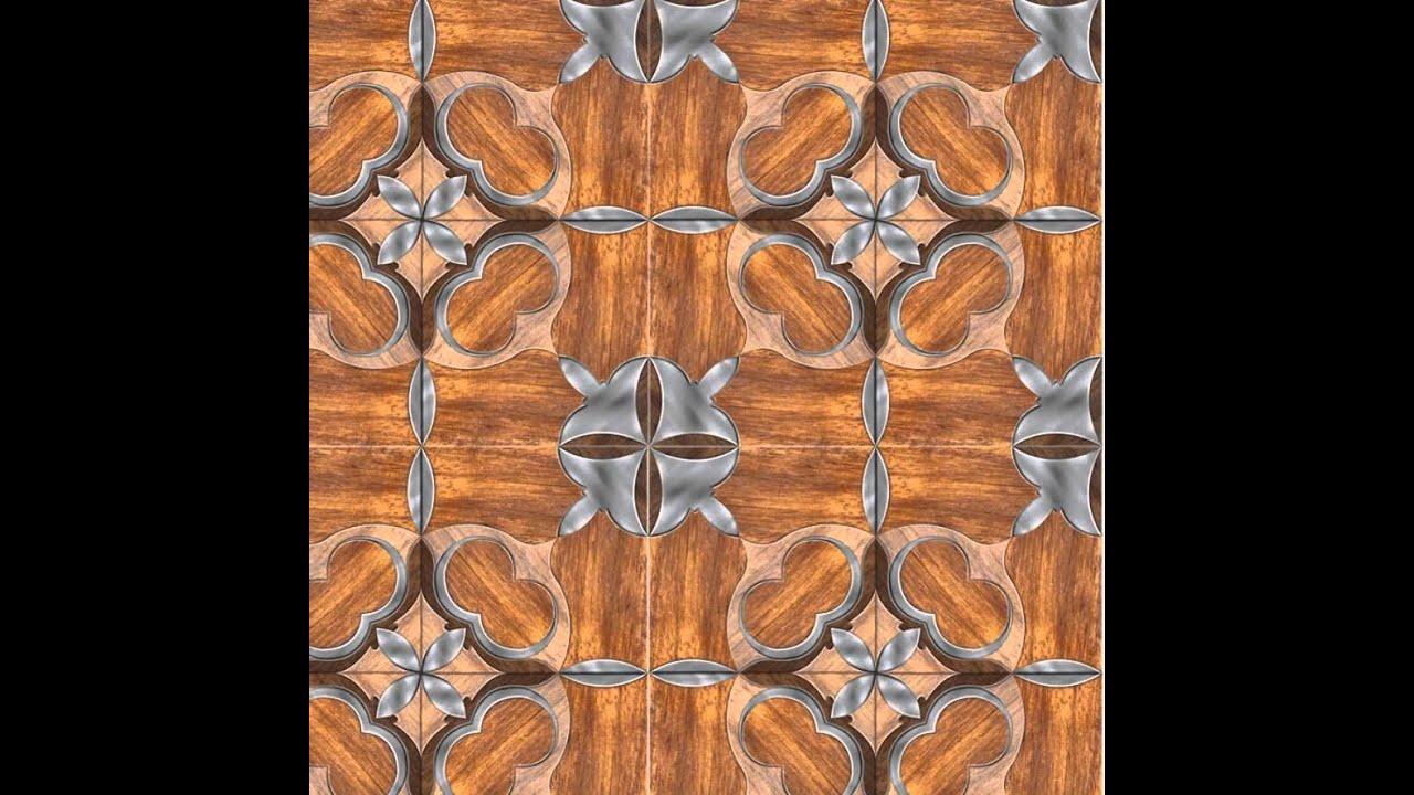 Pavimenti Ad Intarsio, Mosaici, Luxury Wood Flooring, Mosaic Medallions  Wood And Marble