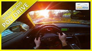 Pov Drive - Lexus Lc 500  477 Ps  - Onboard Test Drive  Pure Driving