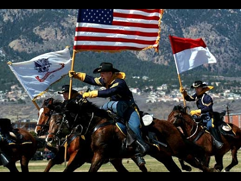 US Cavalry History