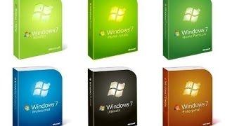 Como Baixar, Instalar Windows 7 x64 x86 Bits PT-BR Original Todas as Versões