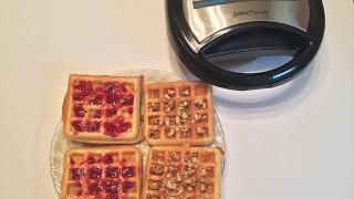 Венские вафли| Viennese waffles Рецепт Вкуснейшие вафли Быстро и вкусно
