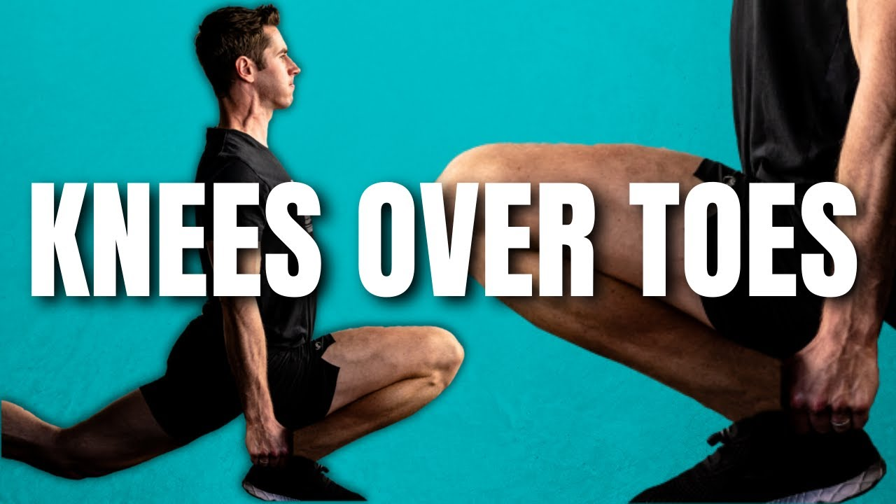 Why Knees Over Toes is Recommended - Ben Patrick's beliefs