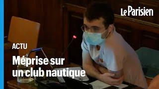« Mea culpa» : un élu écologiste de Vincennes refuse de voter une subvention au club de voile,