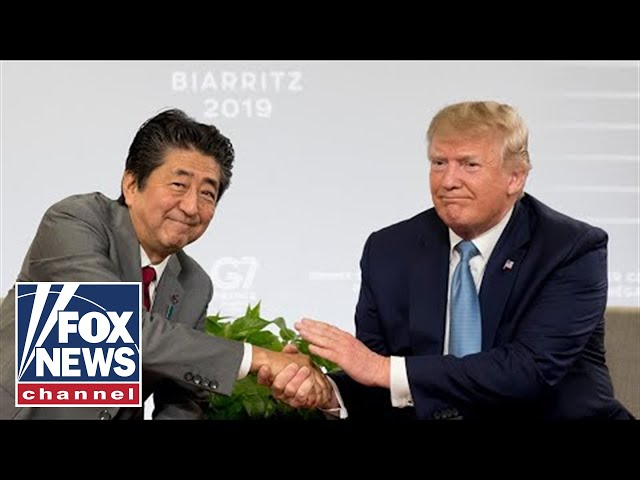 US reaches trade deal with Japan