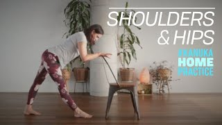 Chair Yoga with Sam - Shoulders & Hips