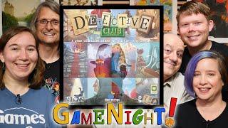 Detective Club - GameNight Se08 Ep16