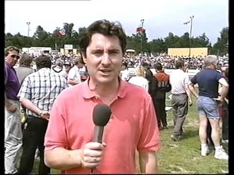 1991 World Hot Rod Final