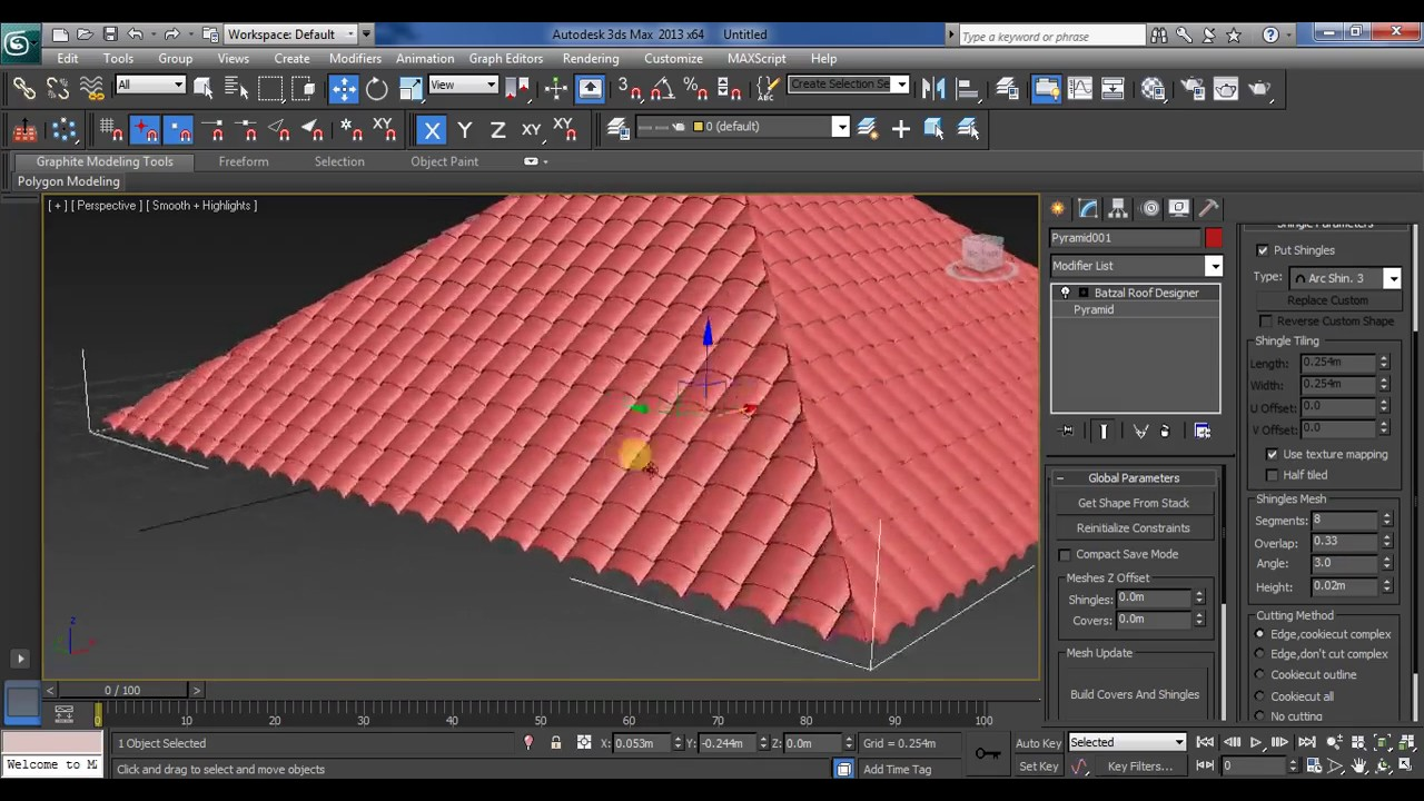 batzal roof designer for max 2018 free download