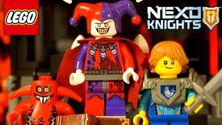 Кока Все Серии - Лего Нексо Найтс - Lego Nexo Knights - Видео Обзор на русском языке