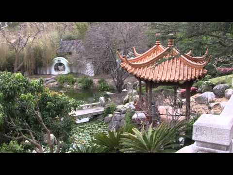 Chinese Garden Of Friendship, Darling Harbour, Sydney, New South Wales, Australia - 23/08/15