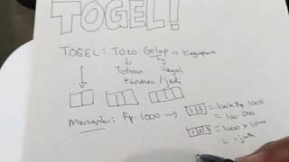 KEAJAIBAN MATEMATIKA PART 5 : RUMUS TOGEL!