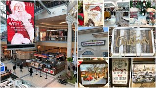 SHOP WITH ME   Christmas Shopping   Mall, Kirklands, Movie Store