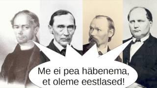 5 klass ajalugu video nr 16 Eesti rahvuslik ärkamisaeg