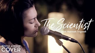 The Scientist - Coldplay (Boyce Avenue feat. Hannah Trigwell acoustic cover) on Spotify &a ...