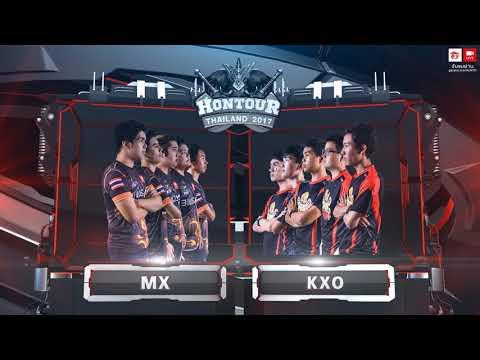 HTT 2017 Grand Final KXO VS MX