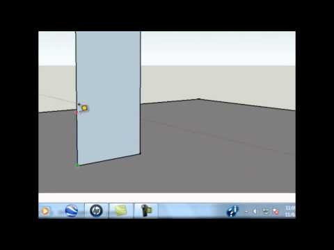 Sketchup Tutorial - Kitchen Designs Made Simple and Easy - Part 1