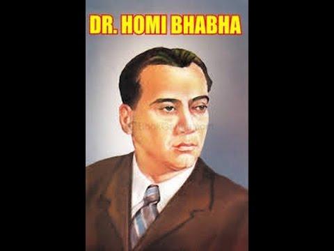 Homi J. Bhabha | Life History of  Homi Jehangir Bhabha | Father of Indian Nuclear  Programme