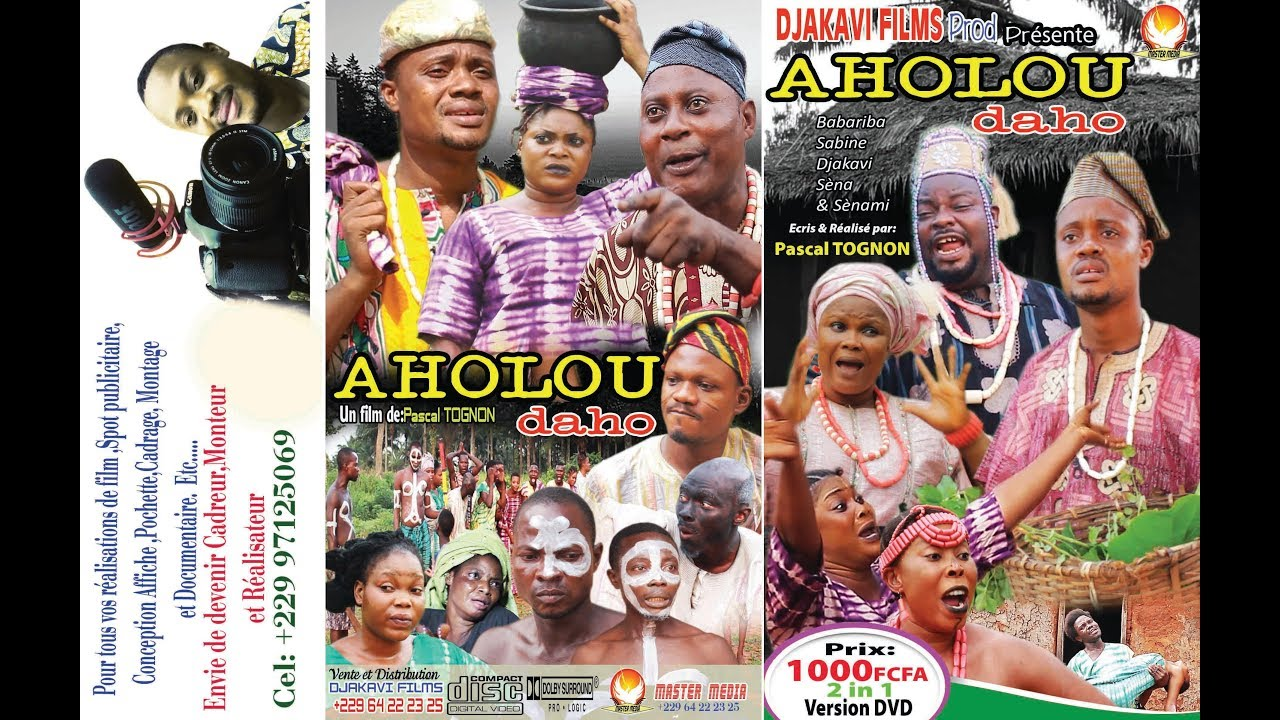 Download AHOLOU DAHO  FILM AFRICAIN BENINOIS PART 1