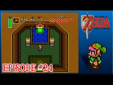 The Legend Of Zelda: A Link To The Past - The Fat Fairies Power, Dark World Death Mountain - Episode 24