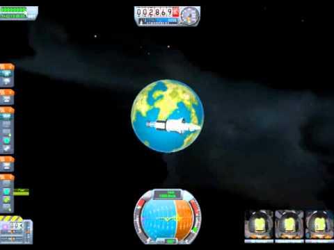 Kerbal Space Program: Geostationary Orbit