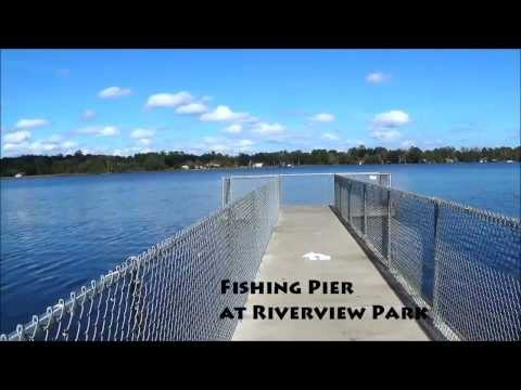 Riverview Park Fishing Pier ~ Jacksonville, Florida