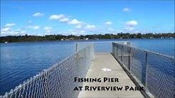 Riverview Park Fishing Pier ~ Jacksonville, Florida