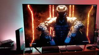 BLACK OPS 3 : PS4 Pro   GAME MODE TEST ■TCL 55 R617 4KTV