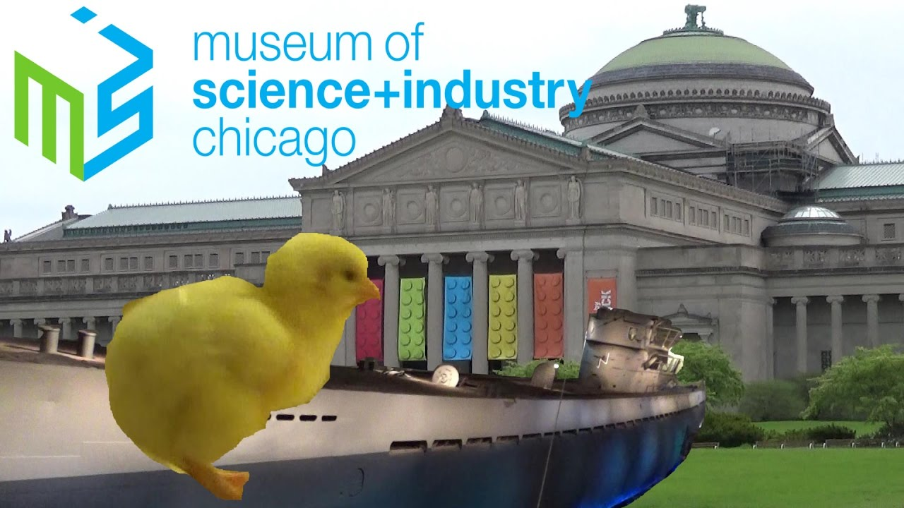 Museum of Science and Industry Chicago Tour & Review - YouTube