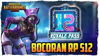 NEW!! Bocoran Royale Pass Season 12 : Outfit, Emote, Skin Senjata - PUBG Mobile Leak