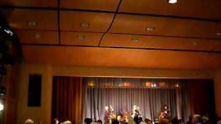 "Группа ""Шуби-дуби"" в Джаз-клубе 22.04.2010"