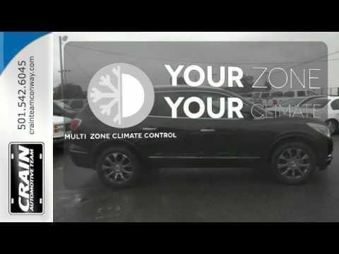 2016 Buick Enclave Conway AR Little Rock, AR #6BT7197 - SOLD