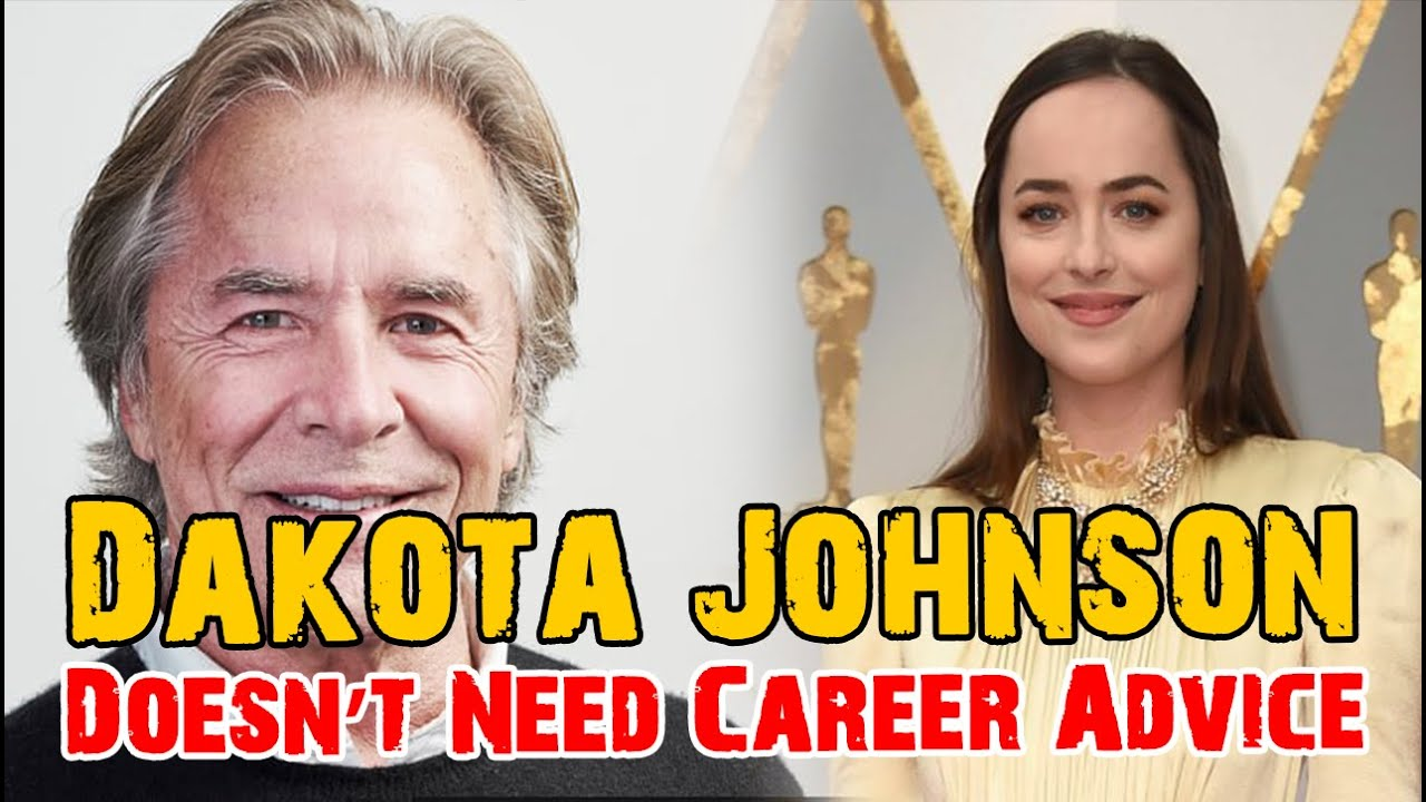 Dakota Johnson Had the Best Response After Being Cut Off From ...