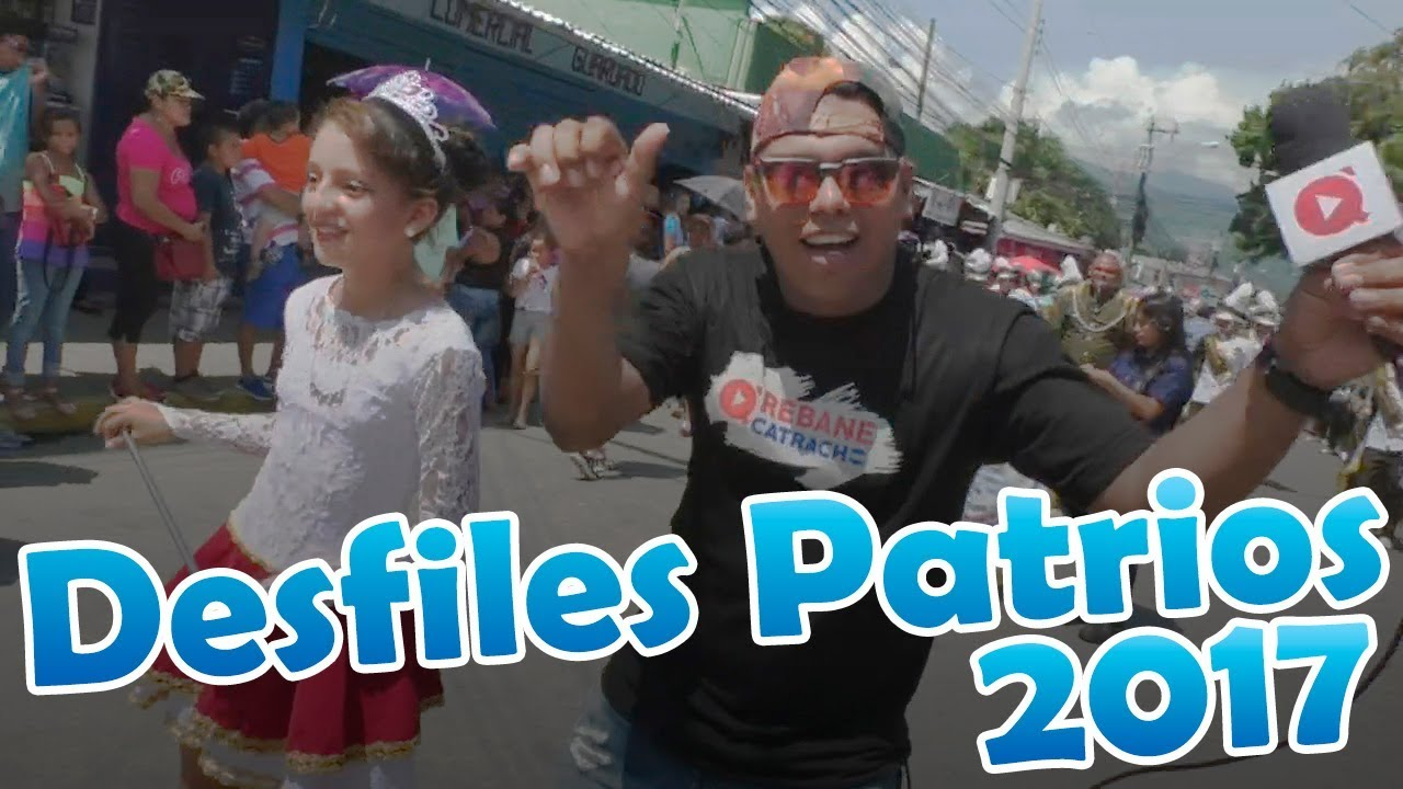 DESFILES PATRIOS 2017