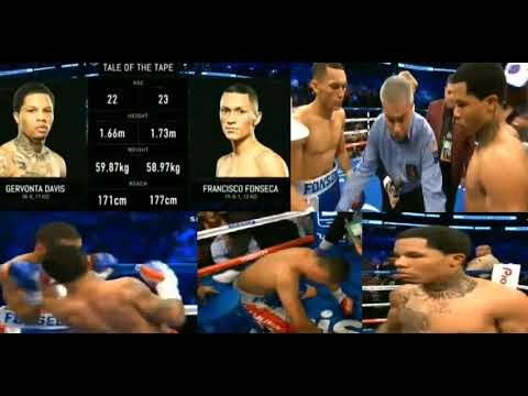 Gervonta Davis Vs Francisco Fonseca Post Fight Analysis