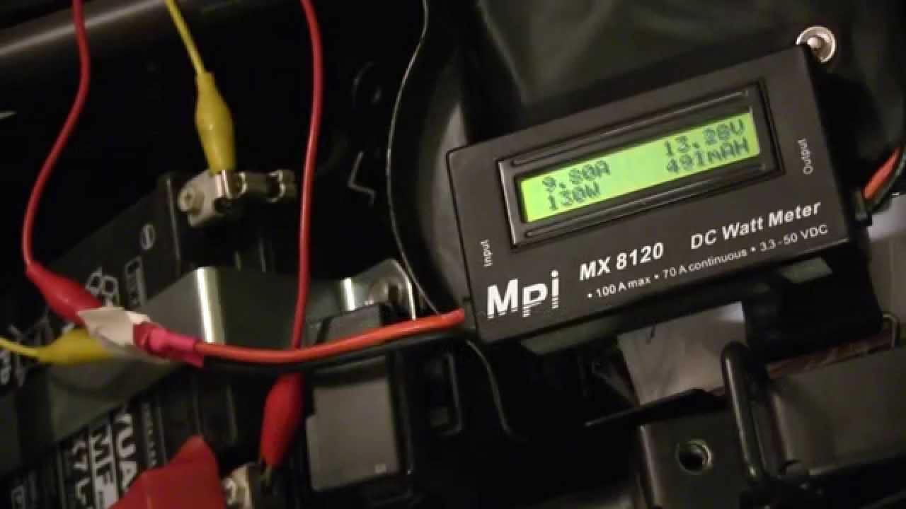 honda cbr250r charging system test [ 1280 x 720 Pixel ]
