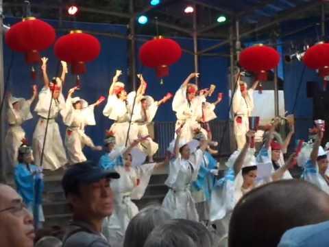 October 10 2015 Toshima-Ku Ikebukuro autumn festival