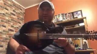 Darren's Sorensen VX new GHS strings 3/25/2019