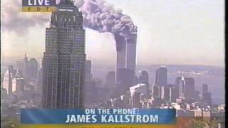 September 11th Attacks recorded LIVE uncut real time