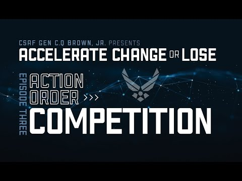 Accelerate Change or Lose Episode 03 -  Action Order: Competition