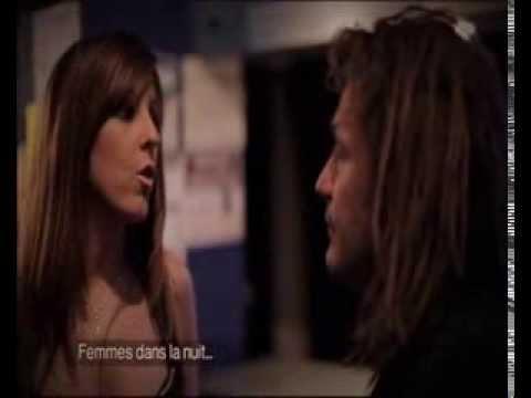 """Angélique stripteaseuse . Résumé du reportage France 2 """"Dans les yeux d'Olivier"""""""