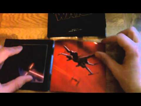 Star Wars The Force Awakens Soundtrack Deluxe Edition Unboxing